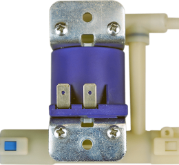 Solenoid water pumps
